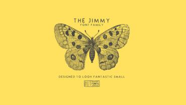 jimmy-font-family