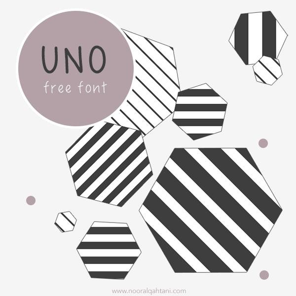 uno-free-font