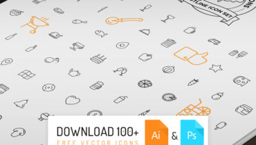 100-Free-Outline-Icons