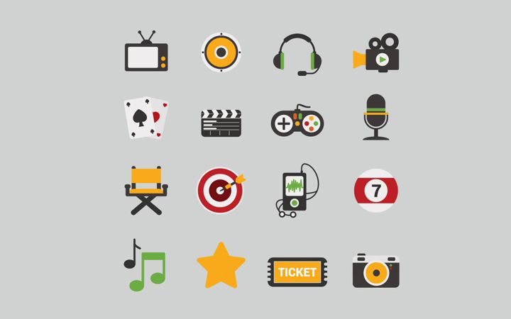 free infographics animation icons freebies designershare
