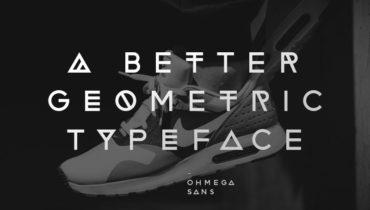 ohmega-sans-free-typeface