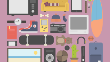 Bits and Pieces – Free Flat Icons