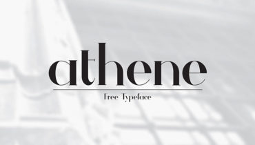athene-free-typeface