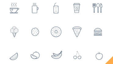free-food-and-kitchen-icons